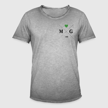 Love MG - Men's Vintage T-Shirt