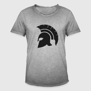 SPARTA GREECE SPARTAN WARRIOR GIFT - Men's Vintage T-Shirt