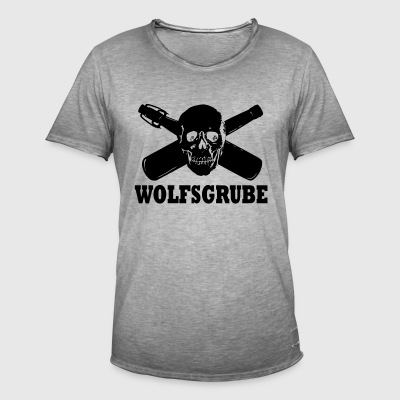 Wolfsgrube shit 2016 - Men's Vintage T-Shirt