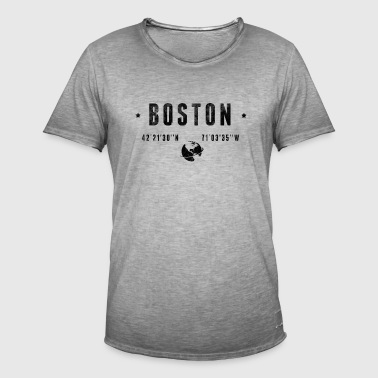 Boston - Men's Vintage T-Shirt