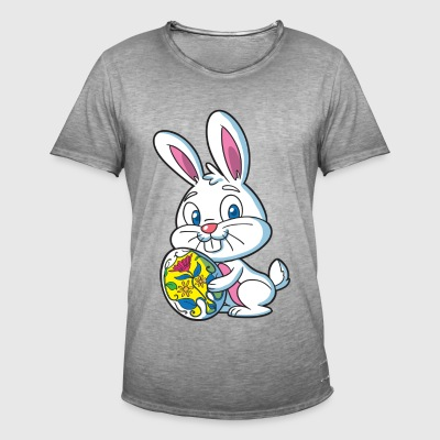 Easter Bunny - Men's Vintage T-Shirt