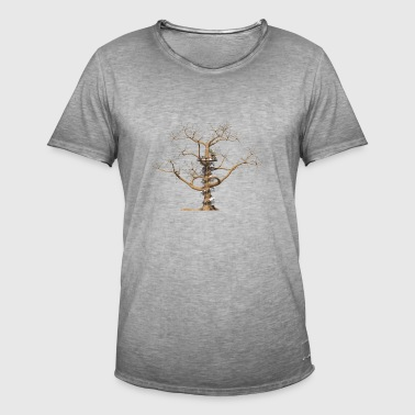 tree house - Men's Vintage T-Shirt