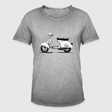 scooter - Men's Vintage T-Shirt