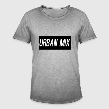 URBAN MIX - Men's Vintage T-Shirt