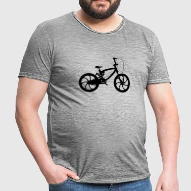 BMX / Bike / bicycle design for Skate Park Biker - Men's Vintage T-Shirt
