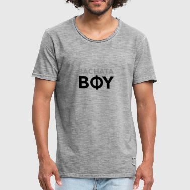 Bachata Boy - on DanceShirts - Men's Vintage T-Shirt