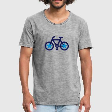 bike Star - Men's Vintage T-Shirt