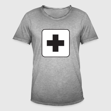 First aid - Men's Vintage T-Shirt