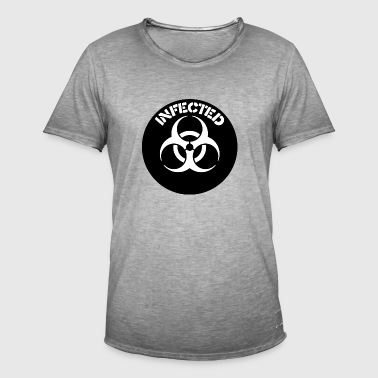 Biohazard - Men's Vintage T-Shirt