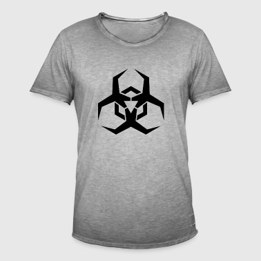 virus - Men's Vintage T-Shirt