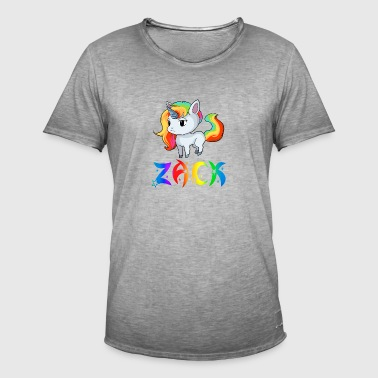 Unicorn Zack - Men's Vintage T-Shirt
