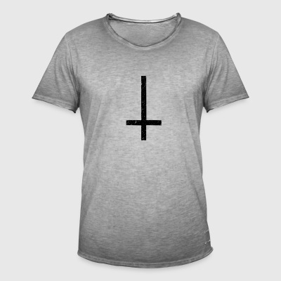 cross - Men's Vintage T-Shirt