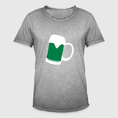 Irish Beer - Men's Vintage T-Shirt