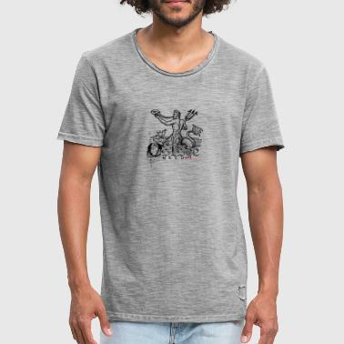 Baltic Heath 2 - Men's Vintage T-Shirt