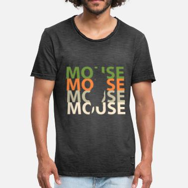 Mice mice - Men's Vintage T-Shirt