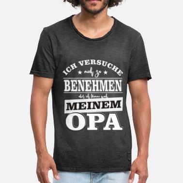 Suchbegriff Lustiger Opa Sprüche T Shirts Online Bestellen