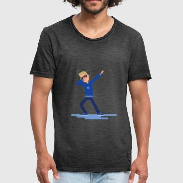 Dabs Cool type of Dabbed - Dab - Dabbing - Men's Vintage T-Shirt