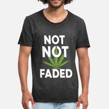 Fade not not faded - Men's Vintage T-Shirt
