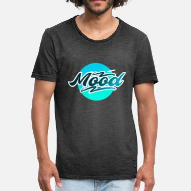 Not In The Mood Mood - Men's Vintage T-Shirt