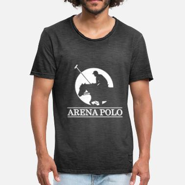 Arena Arena Polo - Mannen vintage T-shirt