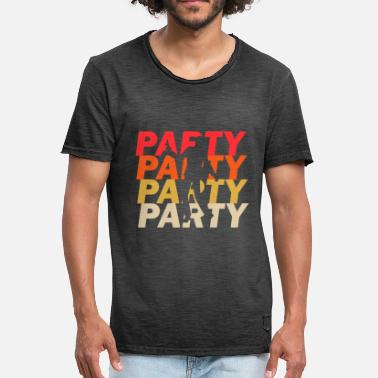 Party Monster Party Monster - Men's Vintage T-Shirt