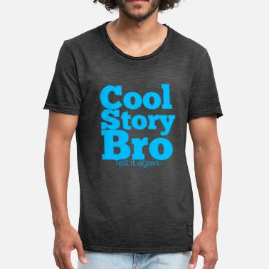 Cool Story cool story - Vintage-T-shirt herr