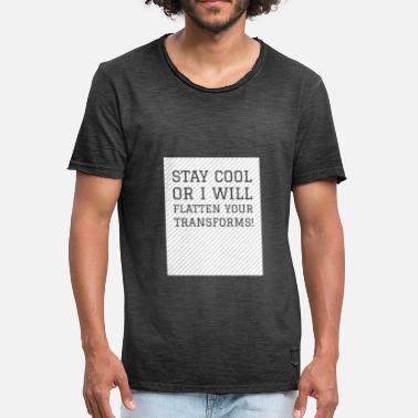 Quote Artist Funny 3D Artist Quote - Men s Vintage T-Shirt 7c9d21850