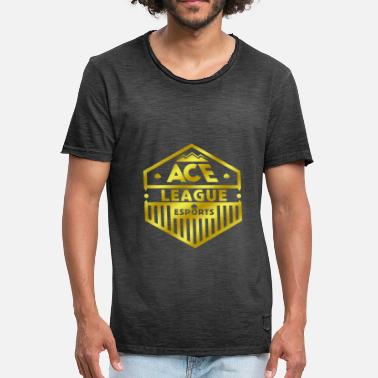 Eve Online E-Sports - Men's Vintage T-Shirt
