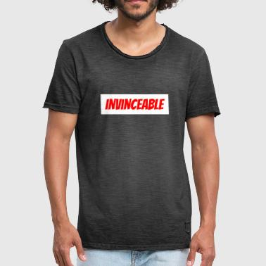 InVINCEable - Men's Vintage T-Shirt