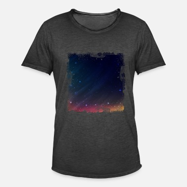 Night Sky night sky - Men's Vintage T-Shirt