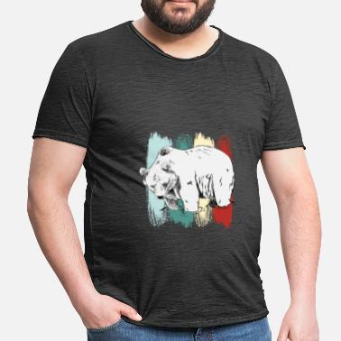 Brown Bear Bear bear brown bear - Men's Vintage T-Shirt