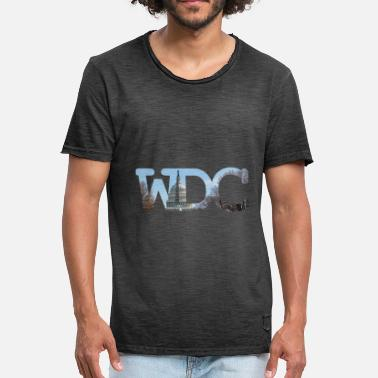 Washington Washington - Men's Vintage T-Shirt