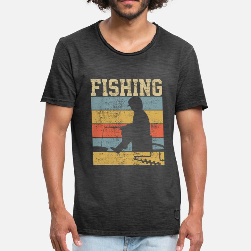 ecd321cba Shop Holes Retro T-Shirts online | Spreadshirt