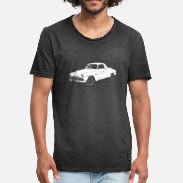 Plymouth vores Plymouth - Herre vintage T-shirt