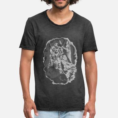 Anges ange - T-shirt vintage Homme
