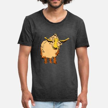 Ox Ox - Men's Vintage T-Shirt
