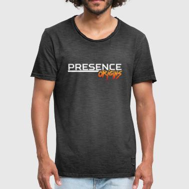 Presence Origins - Men's Vintage T-Shirt