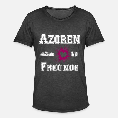 Azores Azores friends - Men's Vintage T-Shirt