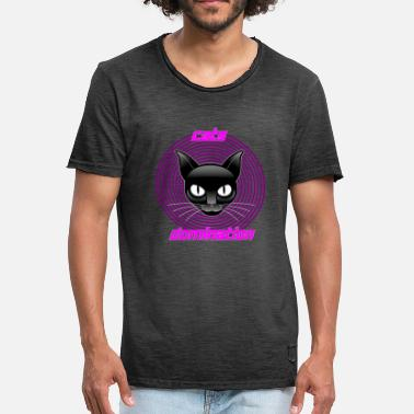 Supremacy Cats supremacy - They enslave us all! - Men's Vintage T-Shirt