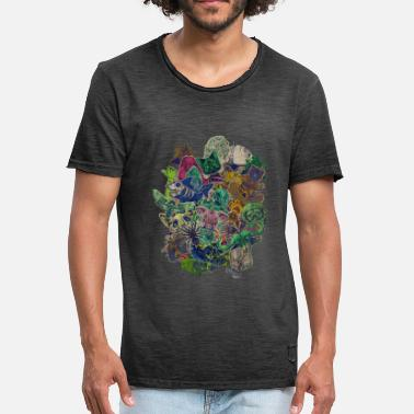 Art Color - Men's Vintage T-Shirt
