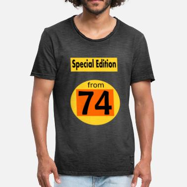 Special Occasion Special Edition 1974 - Men's Vintage T-Shirt