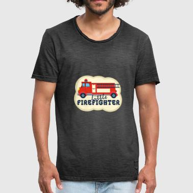 Firefighter | Fire Department | firefighter - Men's Vintage T-Shirt