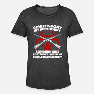 schie sport hobby gewehr von kaizendesigns spreadshirt. Black Bedroom Furniture Sets. Home Design Ideas