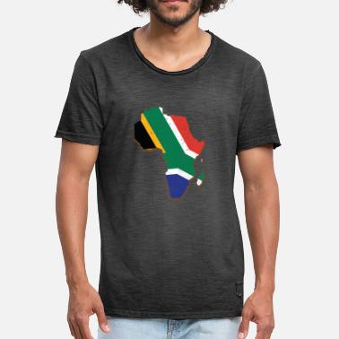 South Africa Fan South Africa - Men's Vintage T-Shirt
