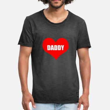 Brothers Daddy daddy - Men's Vintage T-Shirt