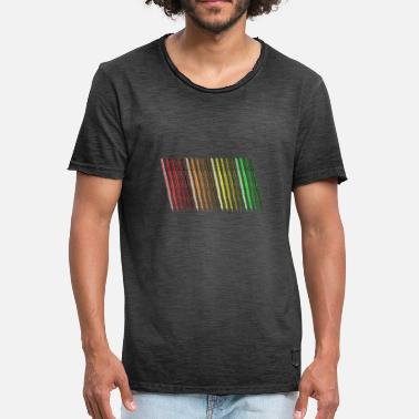 Colorful colors 1 - Men's Vintage T-Shirt