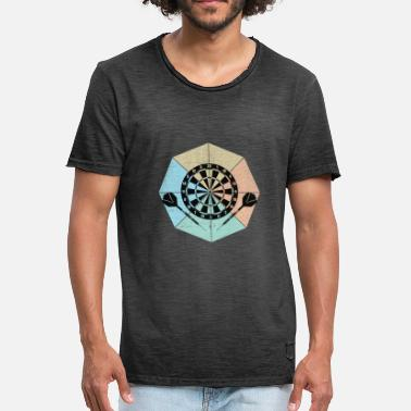London Darts dart - Men's Vintage T-Shirt