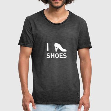 Highheeled Shoes Shoes Highheels high heels fashionable - Men's Vintage T-Shirt