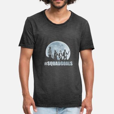 Baddie Squad Goals - Men's Vintage T-Shirt