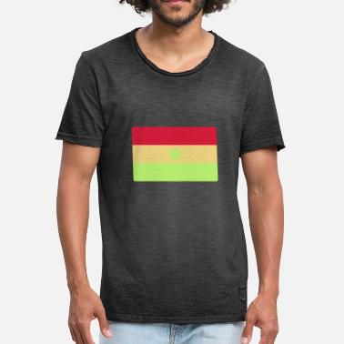 Ghana Ghana T-shirt flag - Men's Vintage T-Shirt